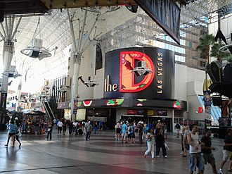 The D Las Vegas - Image: The D Las Vegas October 2012