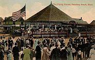 The Flying Horses, Salisbury Beach, MA
