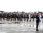 The Honor Guard of ROC Performancing in Chaiyi Air Base 20120811e.jpg