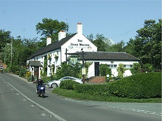 Cresswell, Staffordshire village in the United Kingdom