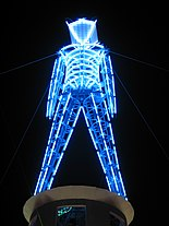 The Man At Night Burning Man 2002.jpg