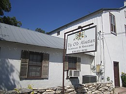 The Old Alsatian Steakhouse, Castroville, TX IMG 3255.JPG