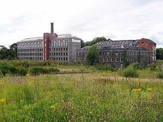 Gilford, County Down - The old Gilford Mill