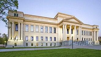Ramm Hansen - Image: The Park Building at the University of Utah