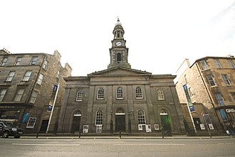 Queen's Hall, Edinburgh - Image: The Queen's Hall (credit Alastair Wight)