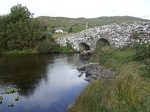 "The Quiet Man - The ""Quiet Man Bridge"""