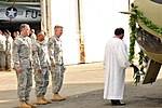 The U.S. Army Pacific, the 25th Combat Aviation Brigade, community leaders and Boeing Company representatives celebrate the acquisition of CH-47F Chinook helicopters in a ceremony at the historic Pearl Harbor 110908-A-YK011-003.jpg