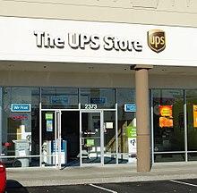 United Parcel Service - Wikipedia