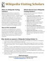 The Wikipedia Library-WikipediaVisitingScholars.pdf