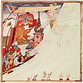 The bride carried off by the whirlwind. Illustration by Cecile Walton, 1920..jpg