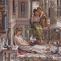 The corner of the villa, by Edward John Poynter.jpg