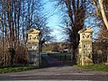The gates to White Kennels - geograph.org.uk - 357210.jpg