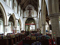 The interior of St Nicholas' Church, Potter Heigham, Norfolk (2829375181).jpg
