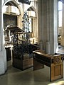 The lectern at All Hallows by the Tower - geograph.org.uk - 964164.jpg