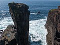 The problem with sea stacks... - geograph.org.uk - 798611.jpg