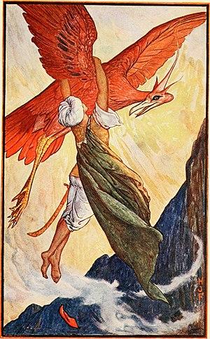 Fantasy - The violet fairy book (1906) (14730393436)