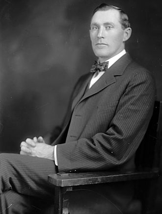 Oklahoma's 1st congressional district - Image: Thomas A Chandler