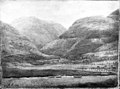 Thomas Fearnley - Sketch from Parish in Norway - KMS3434 - Statens Museum for Kunst.jpg