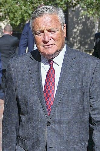 Thomas W. Gilligan - Image: Thomas Gilligan in 2018