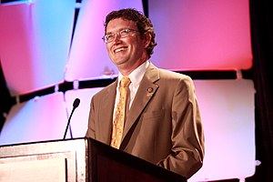 Thomas Massie - Congressman Massie speaking at the 2013 Liberty Political Action Conference (LPAC)