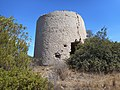 Three Mills of Mosqueira (South mill) Albufeira 10 September 2015 (1).JPG