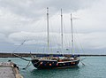 Three masts boat port Heraklion.jpg