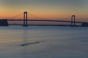 Throggs Neck - Throgs Neck Bridge