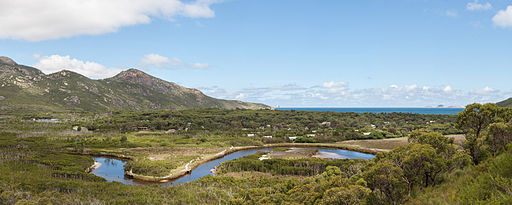 tidal river wilsons promontory things to do. Black Bedroom Furniture Sets. Home Design Ideas
