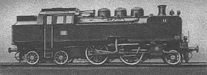 2-4-4T - Lithuanian Tk