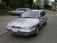Citroën Xantia Break 2.0 HDi po liftingu (X2)