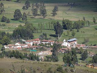Floresta, Boyacá Municipality and town in Boyacá Department, Colombia