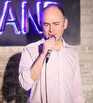 Todd Barry - Barry in January 2017