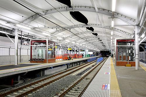 500px tokyu hatanodai station 003