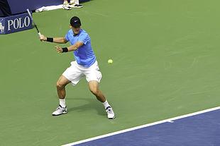 Tomáš Berdych allo US Open 2012