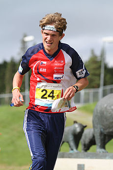 Tomas Dlabaja2, Relay at WOC2010.jpg