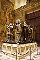 Tomb of Christopher Columbus in Seville, Spain 1.jpg