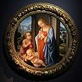 Tommaso, madonna adorante il bambino con san giovannino, 1500-10 ca.jpg