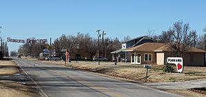 Tonkawa, Oklahoma - Tonkawa in late 2013.