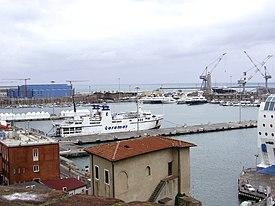 Port of Livorno - Wikipedia