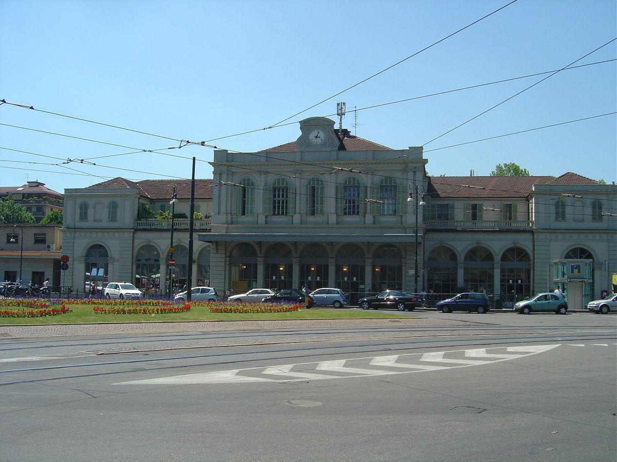 Stazione di torino porta susa 1856 wikipedia - Porta susa stazione ...