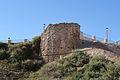 Torreón este entrada al antiguo recinto amurallado, La Guardia.jpg