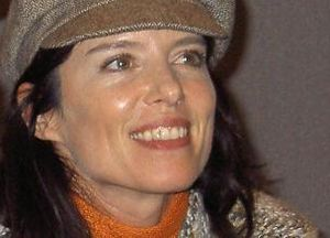 Torri Higginson - Torri Higginson at Collectormania Manchester in 2007