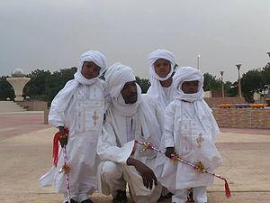 Toubou people - Toubou family