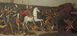 Bataille de Constantin contre Maxence
