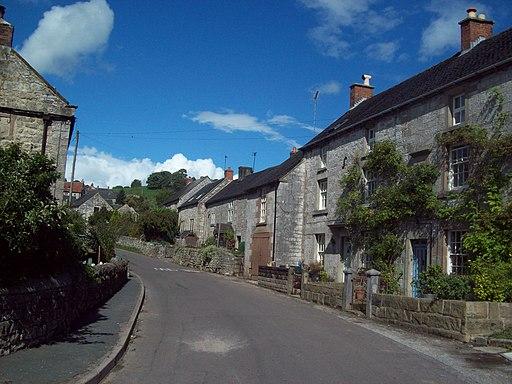 Town Street in Brassington - geograph.org.uk - 2062402
