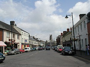 Town centre, Trim - geograph.org.uk - 769886.jpg