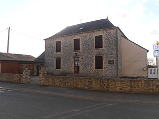 Thorigné-en-Charnie Commune in Pays de la Loire, France