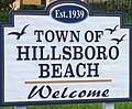 Town of Hillsboro Beach sign.JPG