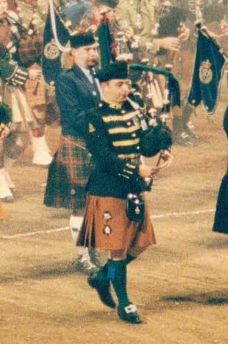 Queen's Royal Hussars - Tpr Paul J Ashfield, 1999 Royal Tournament