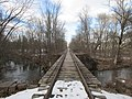 Tracks leading to Suffield Depot CT.jpg